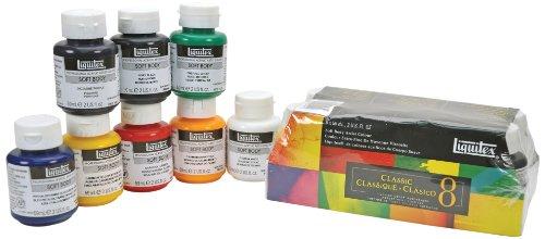 liquitex-professional-soft-body-acrylic-paint-classic-jar-8-piece-set