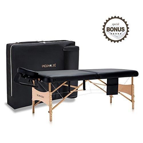 "Dr.lomilomi 30"" Medium-size Portable Massage Table 004 Sp..."
