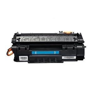 1PK HP Q5949X 49X Replacement Toner for HP LaserJet 1320 3390 3392 Series(Toner Ctg, Black, Y=6k)