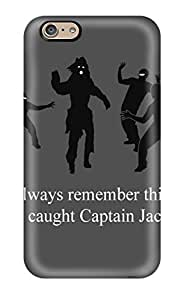 For Iphone Case, High Quality Ninja And Jack Sparrow For Iphone 6 Cover Cases