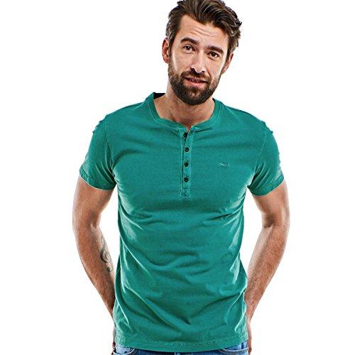 engbers Herren T-ShirtMy Favorite, 24825, Türkis
