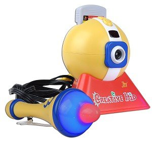 3T Games Creative Kid CK-TV110 Camera-Interactive TV Game System w/Wacky Wand - Draw Art & Play Music Games On Any TV!