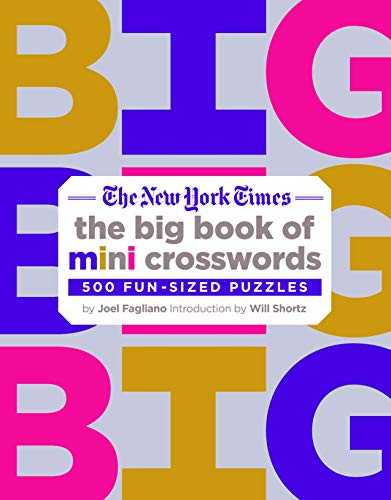 Pdf Travel The New York Times Big Book of Mini Crosswords: 500 Fun-Sized Puzzles