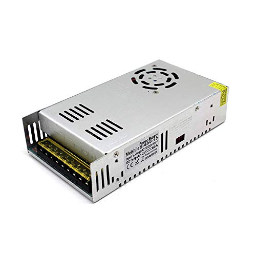 - 12V 50A 600W LED Driver Switching Power Supply(SMPS) Monitoring Power Supply Industrial Power Transformer 110/220VAC-DC12V
