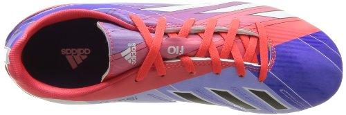 adidas F10 Traxion FG Q33871 Damen Fußballschuhe Turbo/Noir/Blanc