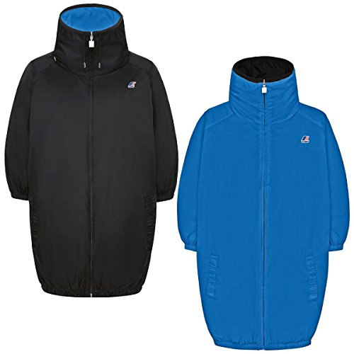 Chaqueta - Mabelle Double BLACK-BLUE FRANCE