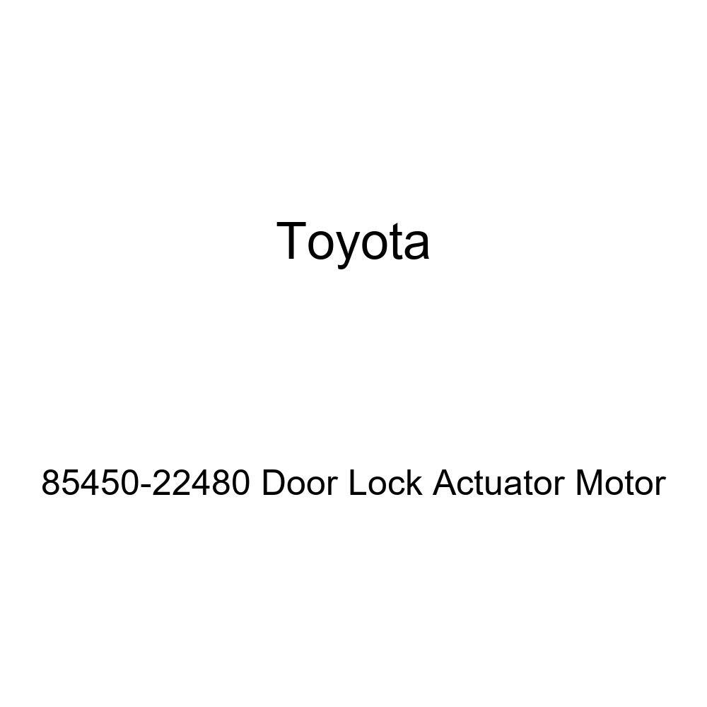 Toyota 85450-22480 Door Lock Actuator Motor
