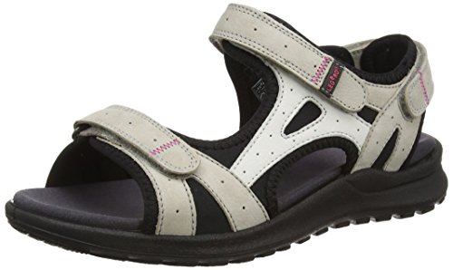 Legero Siris Ladies Open Wedges Grijs (cristal 14)