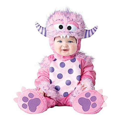 RENGANG Animal Costumes for Infant Toddlers Baby Boys Girls Kids Cosplay Pink Elf ()