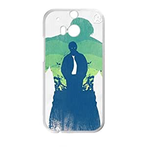 Creative Man Pattern Hot Seller Stylish Hard Case For HTC One M8