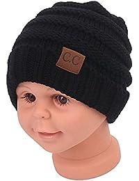 Baby Boy Winter Warm Hat, Infant Toddler Kids Beanie Knit...