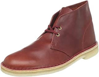 Clarks Men's Desert Boot,Redwood Leather,12 M US (B0040FVT6A) | Amazon price tracker / tracking, Amazon price history charts, Amazon price watches, Amazon price drop alerts