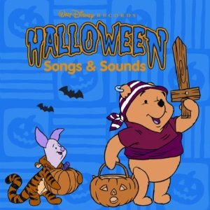 - Walt Disney records presents: Halloween songs & Sounds featuring Mickey Mouse, Goofy, Tigger & more