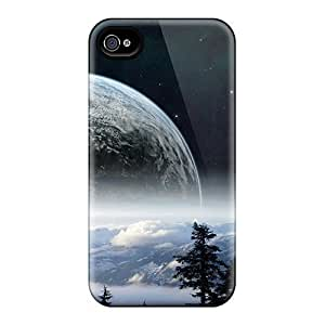 Awesome RfF5841lIIx Evanhappy42 Defender Hard Cases Covers For Iphone 4/4s- Space