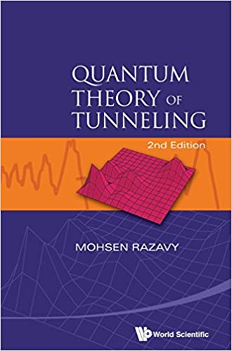 Book QUANTUM THEORY OF TUNNELING (2ND EDITION)