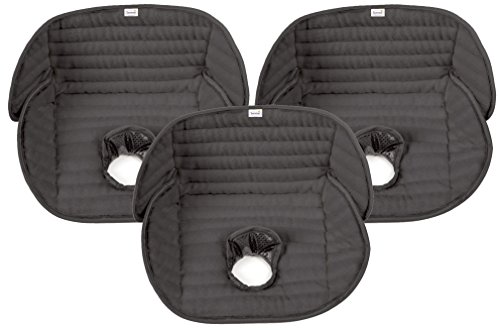 Buy Discount Summer Infant Deluxe Piddle Pad, Black, 3 Count