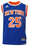 Youth Derrick Rose New York Knicks Replica Basketball Jersey by Adidas (M=10-12)