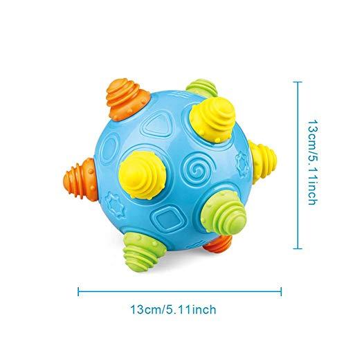 D.ragon - Pelota Loca para niños, Juguete de Aprendizaje, 2 Modos ...