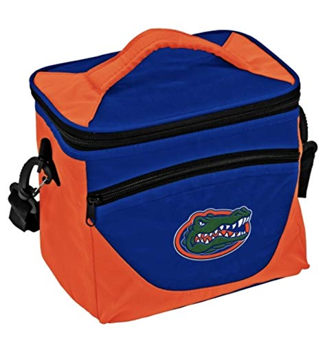 Florida Gators Logo Brands NFL 9-Can Halftime Cooler w/Front Dry Storage Pocket - New with Tags