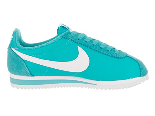 Cortez Blu Classic Nylon White Blue azul Nike Sportive Donna Scarpe gamma Wmns qWRpBt