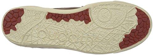 Bugatti F50388 - Zapatos con condones de cuero para hombre marrón (cognac 644)
