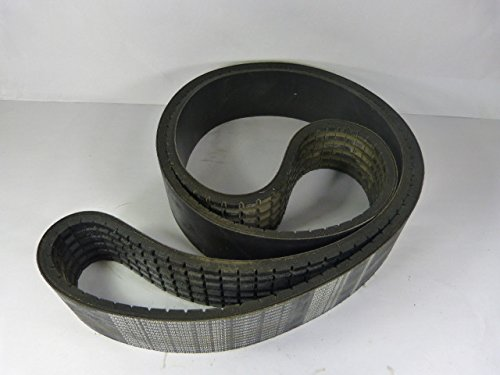 4 Bands 5//8 Width 133.1 Length 5//8 Width 17//32 Thickness 133.1 Length CARLISLE R5VX1320-4 Rubber Power-Wedge Cog-Band Banded Belt 17//32 Thickness