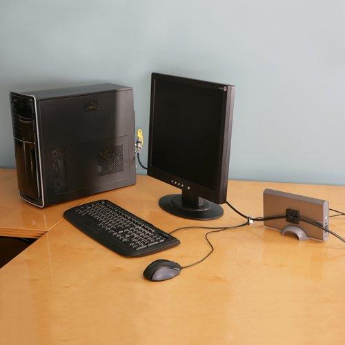 Kensington K64615US Desktop Computer and Peripherals ...
