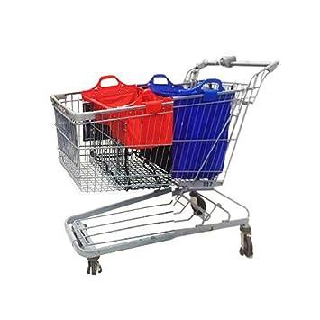 VAIIGO Bolsa de la Compra Reutilizable, Bolsas Grandes para la Compra, Bolsa de la