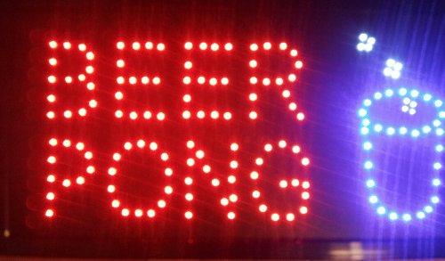 eon lighted led sign ()