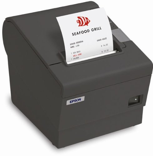 NEW Epson TM-T88IV C31C636325 THERMAL / GRAPHIC CAPABLE / 2 COLOR CAPABLE RECEIPT PRINTER / Parallel (Epson Tm T88iii Receipt)