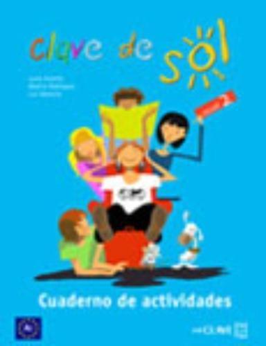 Download Clave de sol: Cuaderno de actividades 2 (A2) PDF
