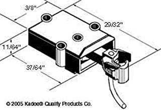 "product image for S Coupler, 9/32"" Center (2pr)"