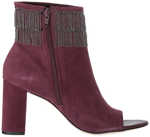 Bernardo Boot Honour Suede Bordeaux Women's Fashion 0qrwT0t