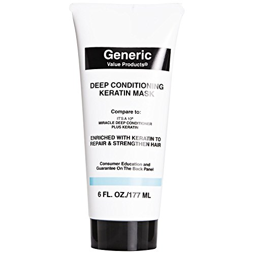 Generic Value Products Deep Conditioning Mask Plus Keratin C