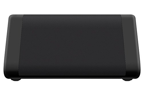 OontZ Angle 3 Portable Bluetooth Speaker : Louder Volume 10W Power, More Bass, IPX5 Water Resistant, Perfect Wireless Speaker for Home Travel Beach Shower Splashproof, by Cambridge SoundWorks (Black)