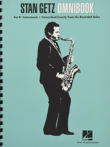 Stan Getz - Omnibook: for B-flat Instruments