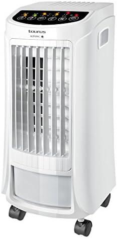 Taurus R750 Ventilador climatizador, 65 W, plástico, blanco ...