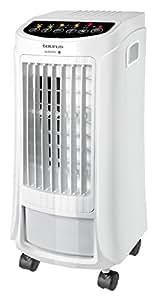 Taurus R750 - Ventilador climatizador (65 W, modo noche, 3 velocidades de ventilación)