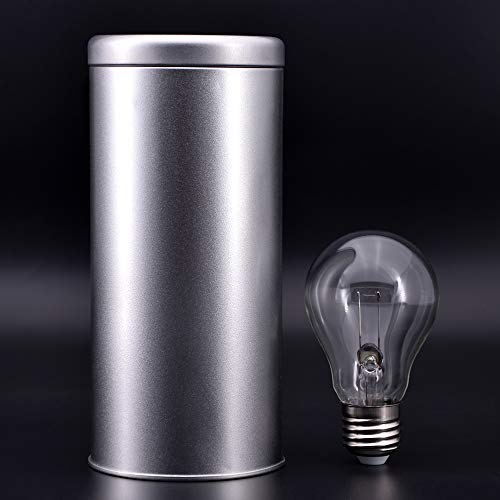 (Doowops Light of God Magic Tricks Mysterious Power Magia Light Bulb Magician Stage Street Party Illusion Gimmick Props Mentalism Fun)