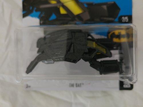 Hot Wheels 2016 Batman, The Bat 227/250, Black (Cast 227 Of)