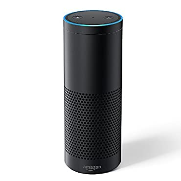 Echo Plus with Built-in Hub (Black)