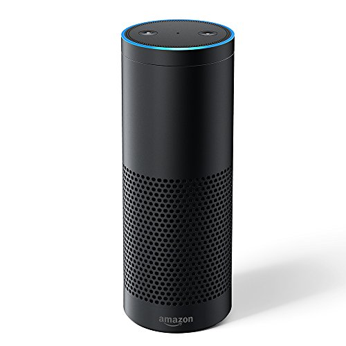 Echo Plus with built-in Smart Home Hub - Black
