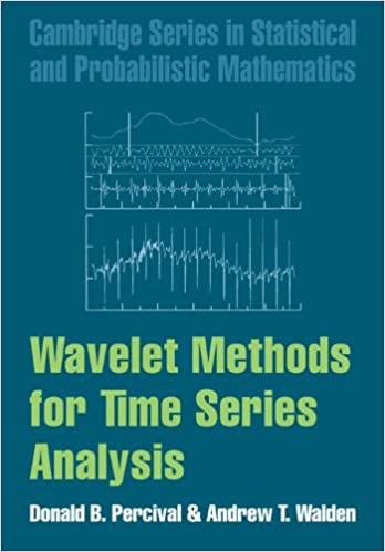 Wavelet Methods for Time Series Analysis (Cambridge Series
