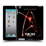 Official Star Trek Discovery 7 Red Signals Discovery Season 2 Poster Hard Back Case for iPad 2 (2011)
