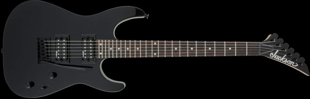 Jackson JS Series Dinky JS12 Electric Guitar (Gloss Black) by Jackson