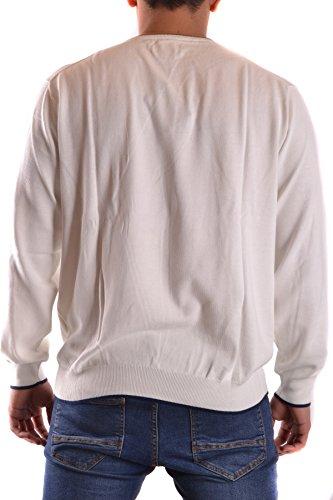 ... Gant Herren MCBI131071O Weiss Baumwolle Sweater ...