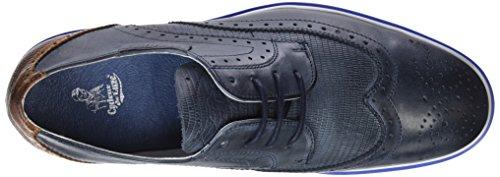 Cycleur De Luxe Pulsano Sneaker Uomo Blau navy cognac
