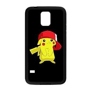 samsung galaxy s5 phone case Black for pikachu - EERT3396572