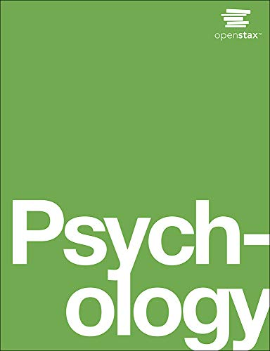 Psychology by OpenStax (paperback version, B&W, cover may vary)