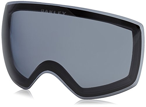 Oakley Flight Deck Replacement Lens, Dark Grey